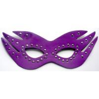 МАСКА НА ГЛАЗА цвет фиолетовый, (PVC) арт.MLF-90014-5