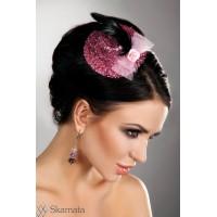 шляпка модель 14 (OS, розовый)