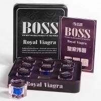 Таблетки для повышения потенции Boss Royal Viagra, BRV-1509