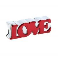 ЗАЖИГАЛКА LOVE пьезо, газ, арт. 743764