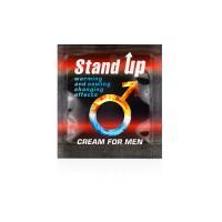 КРЕМ STAND UP для мужчин возбуждающий 1,5 г. арт. LB-80007t