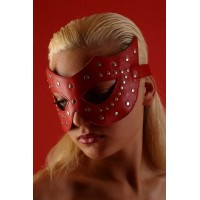 Очки-маска (красная) Р33а
