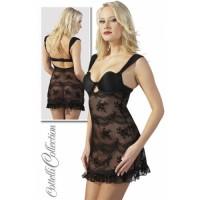 Платье 80 В черное-M