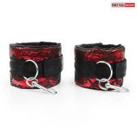 ОКОВЫ цвет чёрный/красный арт. NTB-80587