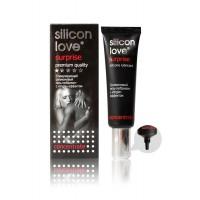 ГЕЛЬ - ЛЮБРИКАНТ SILICON LOVE SURPRISE 30г, силиконовый с tingle эффектом арт. LB-21002
