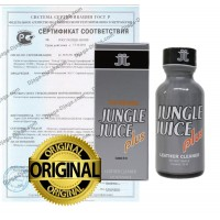 Попперс Jungle Juice Plus 30 мл. Канада, 30-370B