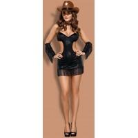 костюм Sheriffia (S\M, черный)