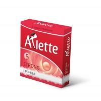 Презервативы Arlette №3, Strong Прочные 3 шт.