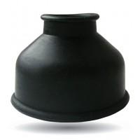 НАСАДКА ДЛЯ ПОМПЫ цвет чёрный, размер S,  D 23 мм арт. SF-70147