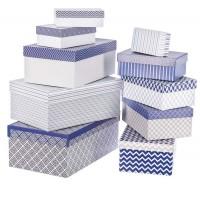 Набор коробок 10 в 1 Орнамент 10