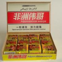 Африканская Виагра African Viagra 1 шт. 2 таб., AFV-240