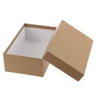 Коробка Крафт однотонный 1