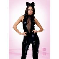 Костюм Чёрная кошка (S/M)