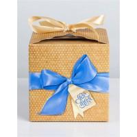 Складная коробка Для тебя подарок, 12 × 12 × 12 см