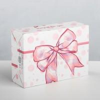 Складная коробка Present for you, 16 × 23 × 7,5 см