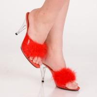 Туфли красные 37р.