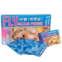 Муха (Завораживающий порошок) Fly Dazzled Powder (натуральная основа) возбуждающий порошок для женщи
