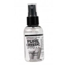 Парфюмированная вода для нижнего белья Natural Instinc, с  феромонами и ионами серебра Pure Cristal