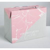 Пакет—коробка Love, 23 х18 х11 см   4295848