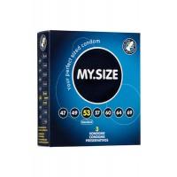 Презервативы  MY.SIZE №3 размер 53 (ширина 53mm)